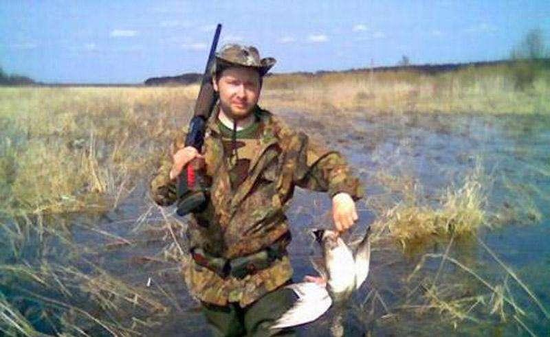 Охота в Ленинградской области 2015