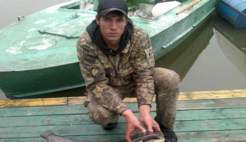 Рыбалка в Хомяково