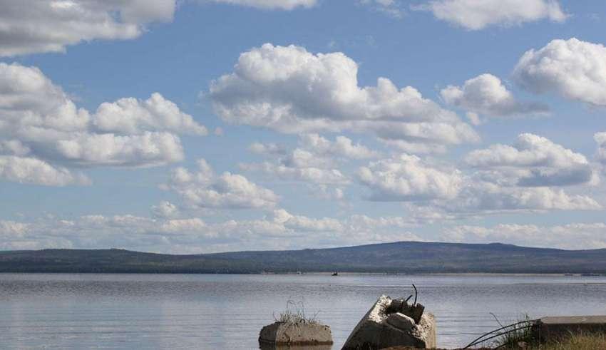 Рыбалка на озере Арахлей