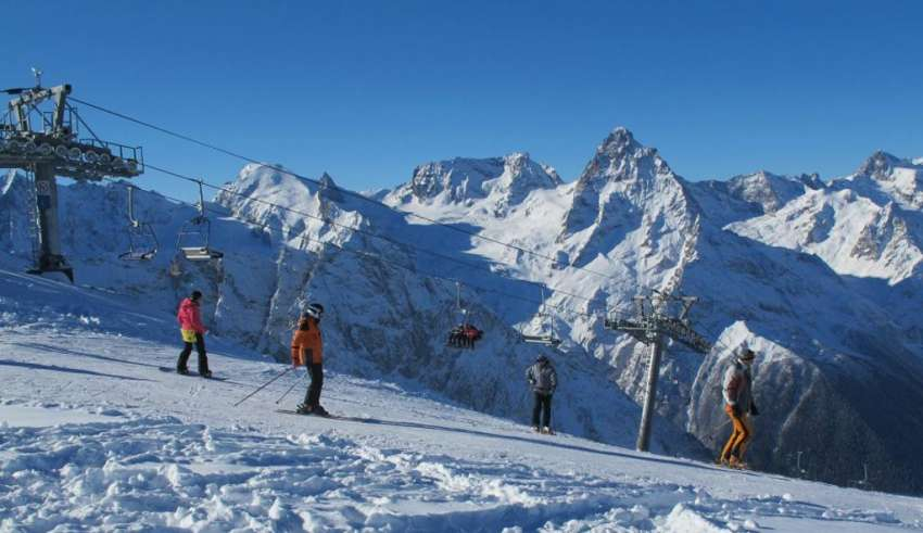 Рейтинг горнолыжных курортов России 2016