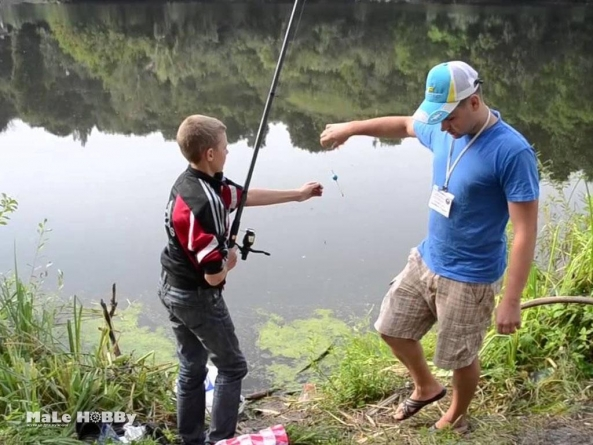 Рыбалка в Балашихе Московской области