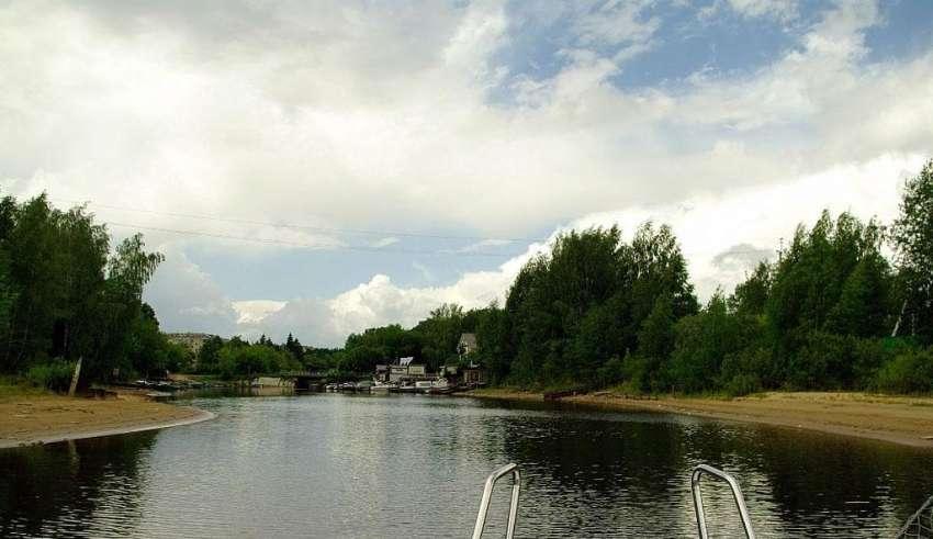 Рыбалка в Весьегонске Тверской области