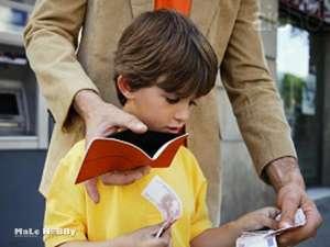 Как объяснить ребенку, что нет денег