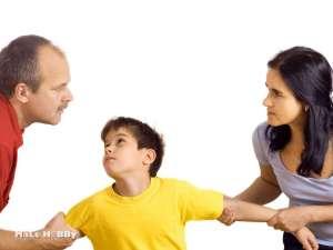 Как объяснить ребенку, что папа ушел к другой, мама и папа расстались