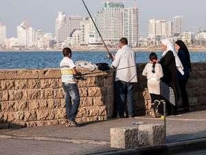 Рыбалка в Израиле