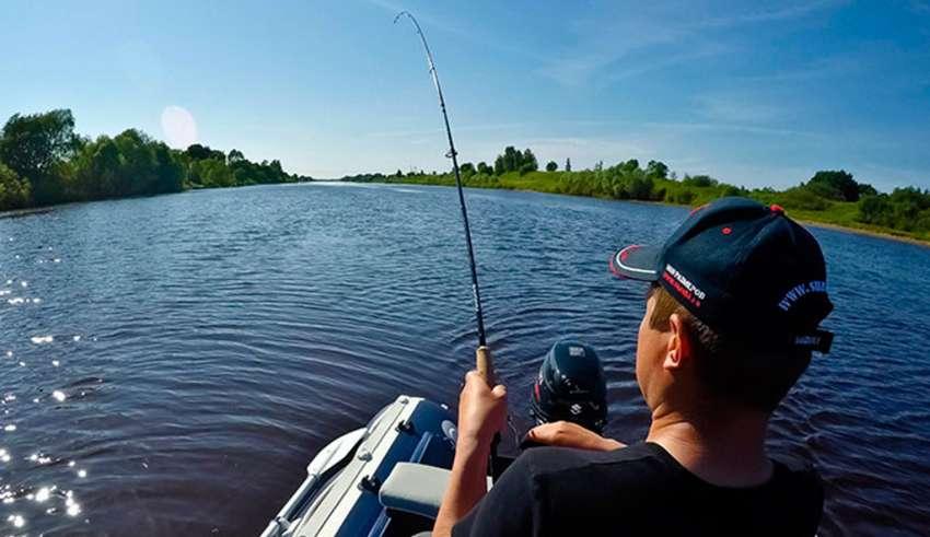 Рыбалка в Чехове и Чеховском районе 2017