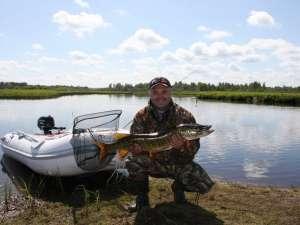 Рыбалка в Твери и Тверской области 2017