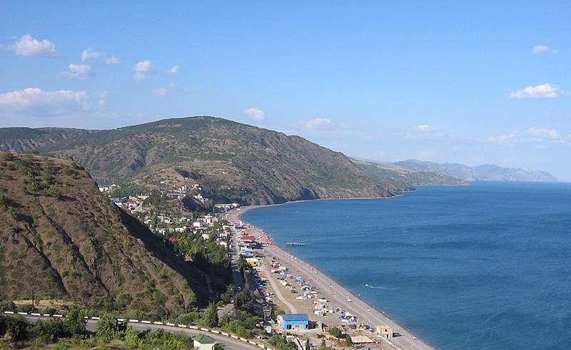 Отличный отдых в Крыму в поселке Рыбачье 2015