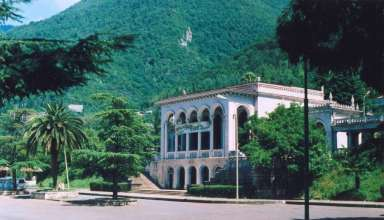 Отдых в Абхазии в Гаграх в пансионатах и гостевых домах 2016