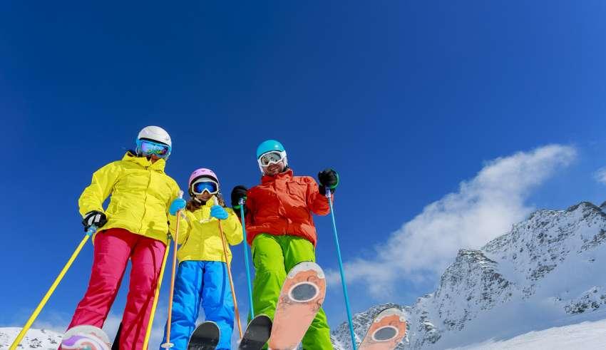 Отдых зимой на горнолыжных курортах Австрии 2015