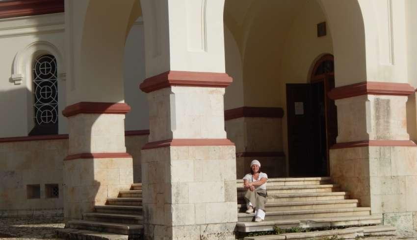 Отдых у Аэлиты и Рафаэля в Абхазии 2016
