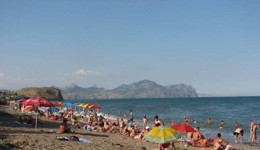 Отдых в Стерегущем в Крыму в 2016 году