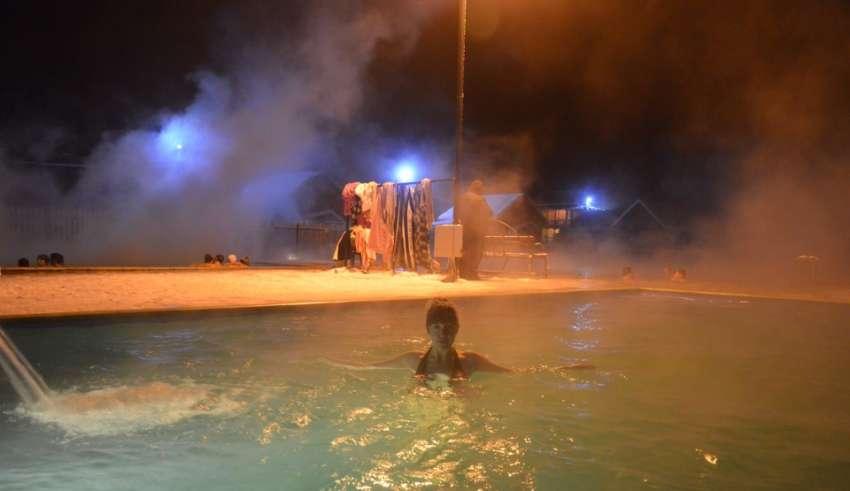 Отдых в Адыгее на термальных источниках 2015