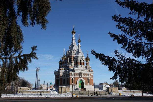 Отдых в Уральске в Казахстане 2015