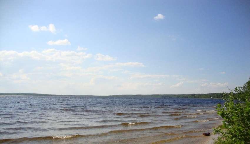 Отдых на Рубском озере 2015