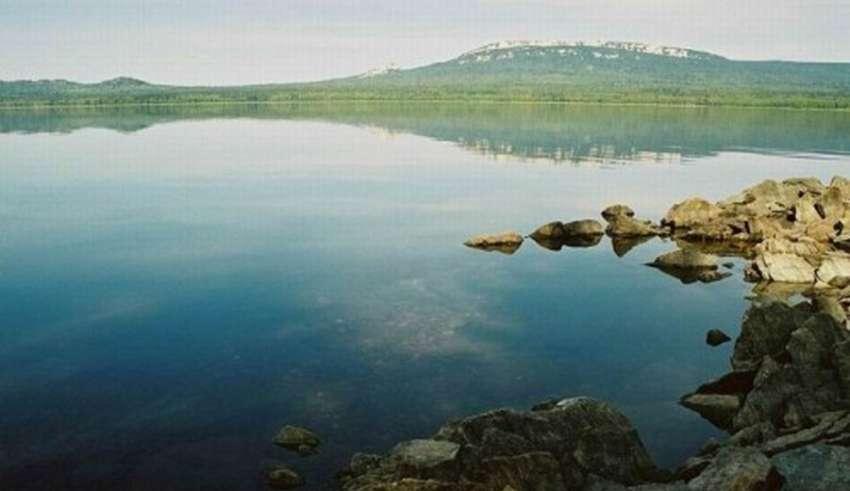 Отдых на озере Зюраткуль 2015