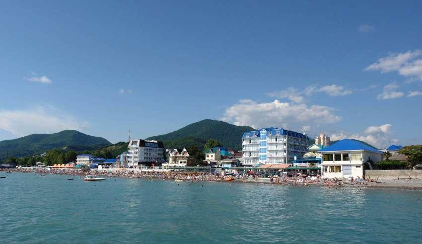 Отдых с детьми на море в России в 2019 году: курорты, цены на отдых у моря картинки
