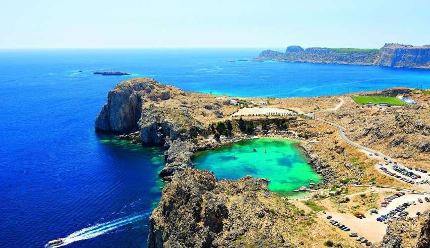 Отдых в Греции на острове Родос в отелях 4 звезды 2016