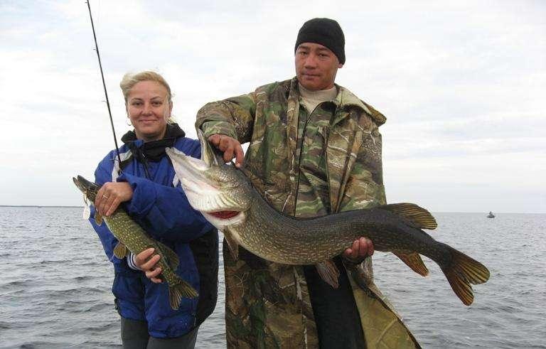 Рыбалка в Астрахани и Астраханской области на Волге 2015