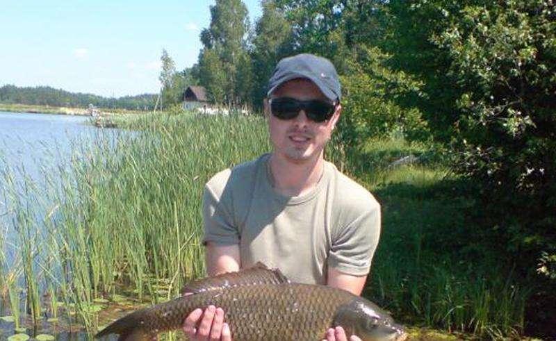 Рыбалка в Житомире и Житомирской области 2015