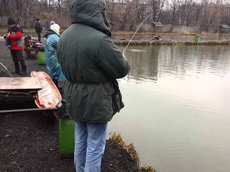 Комбинезон для рыбалки по воде