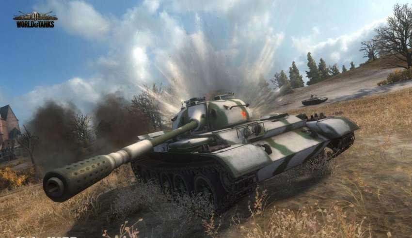 Ноутбук для World of Tanks 2015