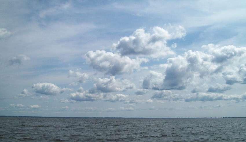 Отдых на Горьковском море 2015