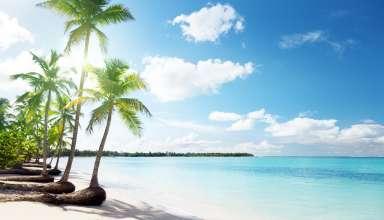 Пляжный отдых по месяцам и странам 2015-2016