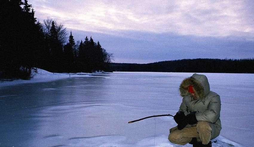 Зимняя рыбалка в Белгороде и Белгородской области 2015-2016