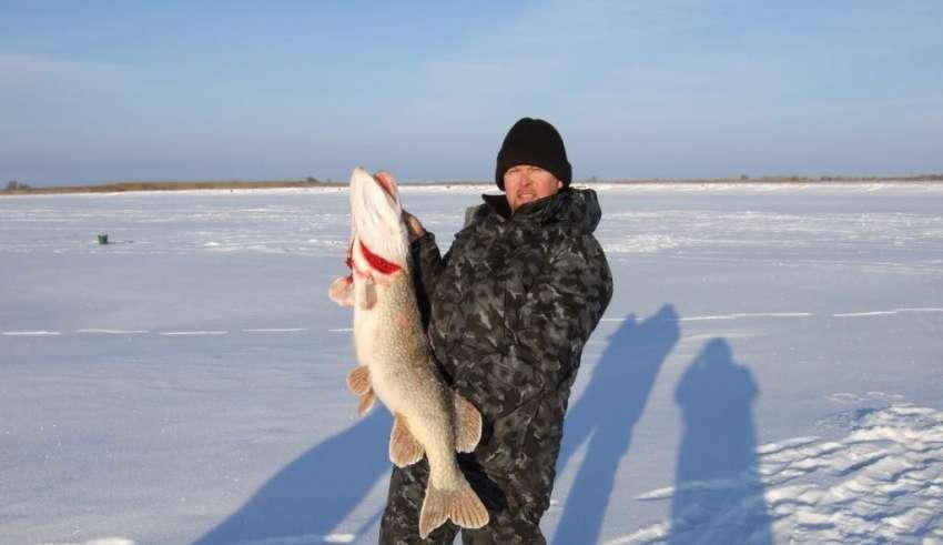 Зимняя рыбалка в Краснодарском крае 2015-2016