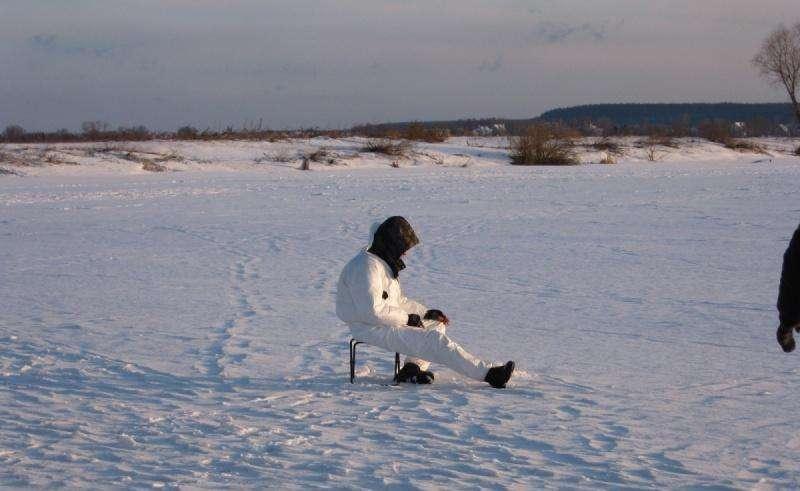 Зимняя рыбалка в Нижегородской области 2015-2016