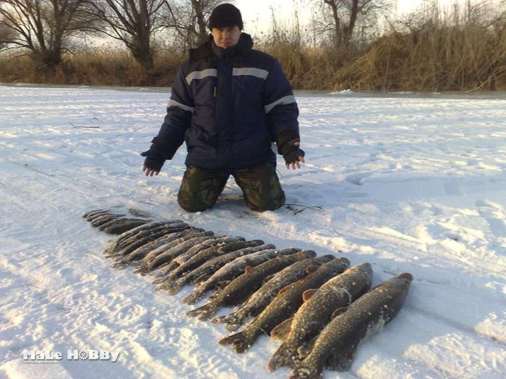 тубусный эхолот для зимней рыбалки