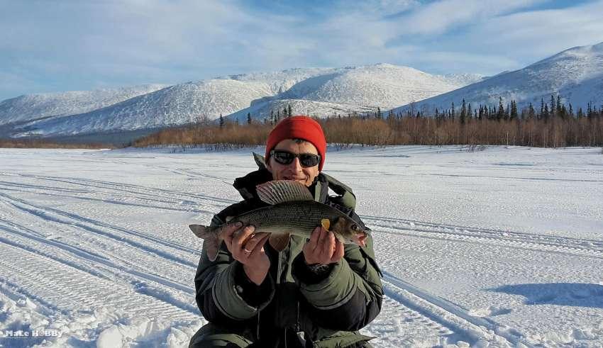 Зимняя рыбалка в Челябинской области 2015-2016