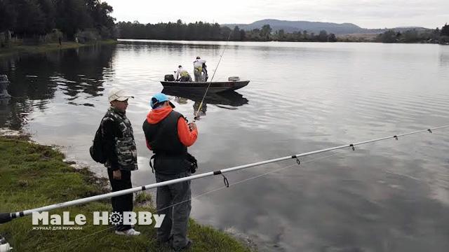 Рыбалка в Камском Устье 2015