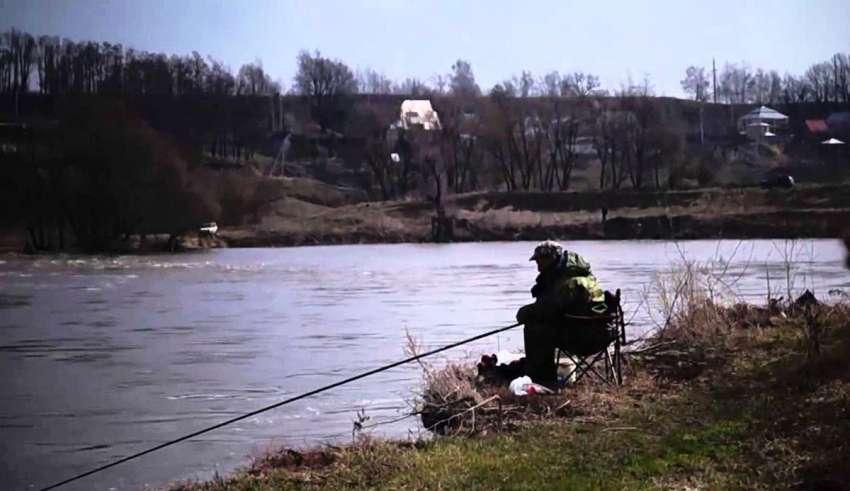 Рыбалка на Краснооскольском водохранилище 2015
