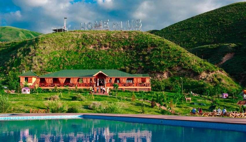 Гостиницы для отдыха в горах Алматы 2015