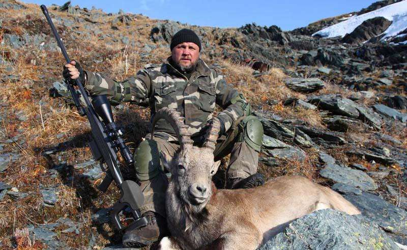 Охота на Алтае 2015