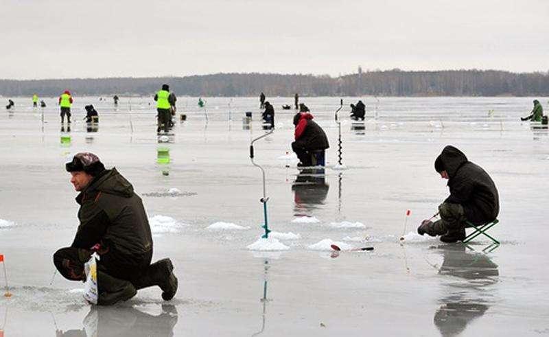 Рыбалка в Белогорье в 2015 году