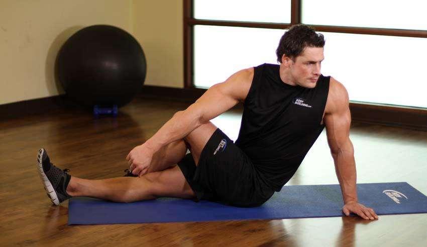 Как накачать зубчатые мышцы