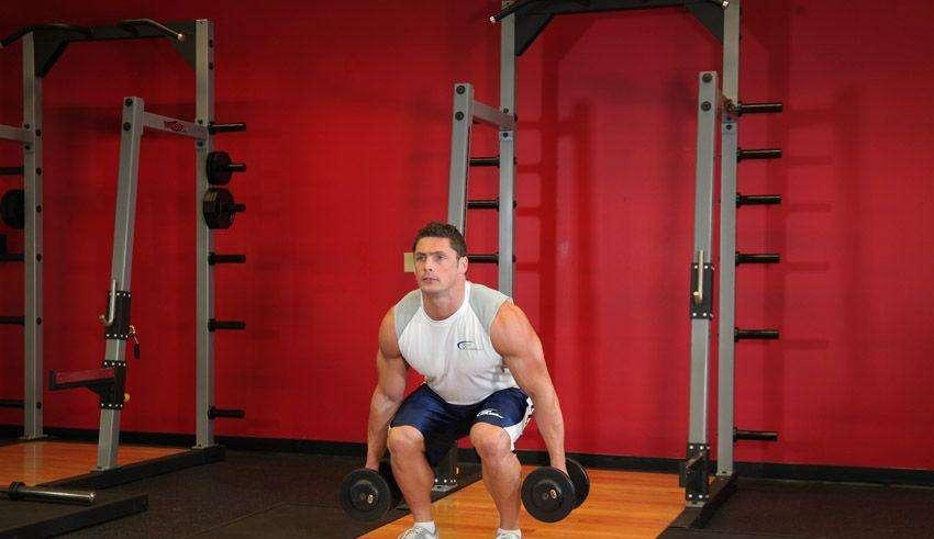 Как накачать четырёхглавую мышцу