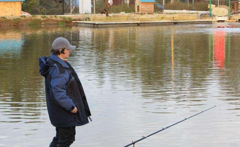 Рыбалка в Щелково и Щелковском направлении 2016