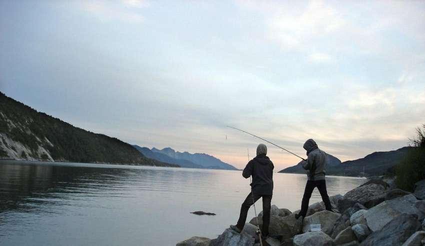 Рыбалка в Финляндии летом 2016 года
