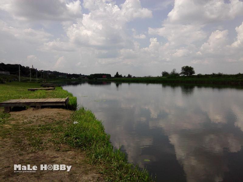 Рыбалка в Раменском районе Московской области