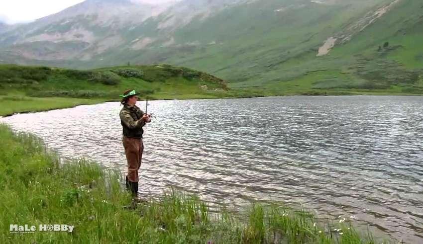 Рыбалка на Алтае в 2016 году
