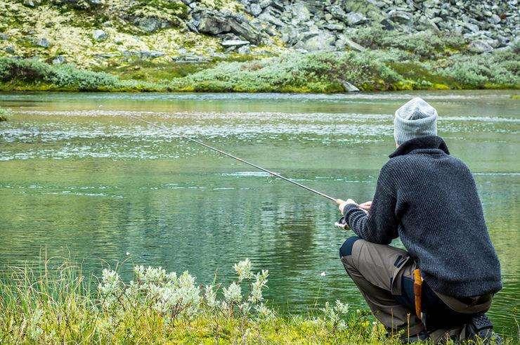 Рыбалка в Адыгее