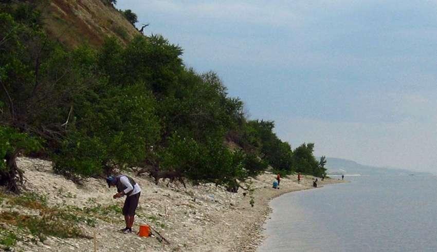 Рыбалка в Воскресенске Саратовской области