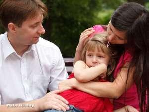 Как объяснить ребёнку о разводе родителей