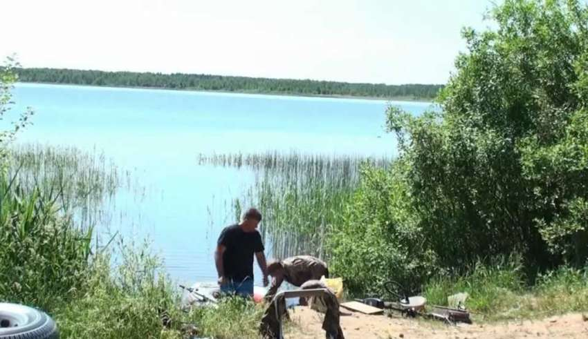 Рыбалка в Вышнем Волочке