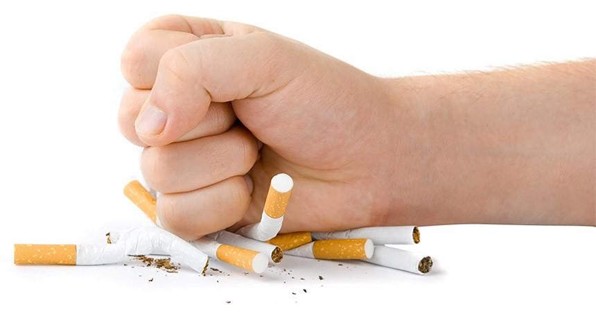 Хронология отказа от курения