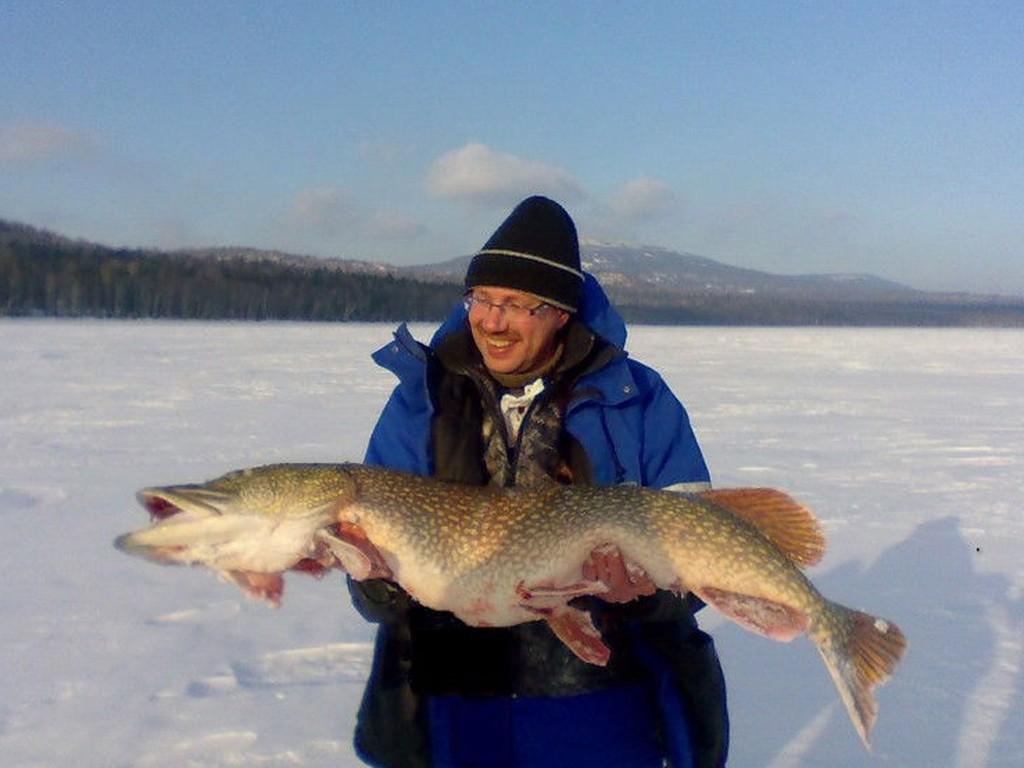 Что клюет на первом озере челябинска